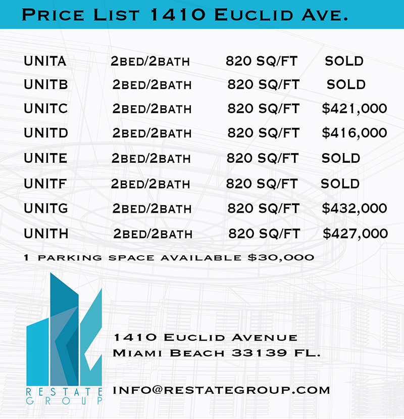 1410-Euclid-Ave-Existing-price-list